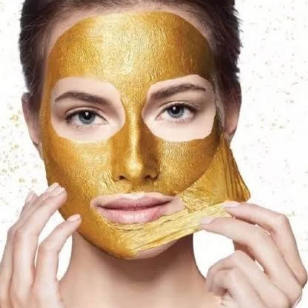 Limpeza De Pele + Máscara De Ouro 24k.
