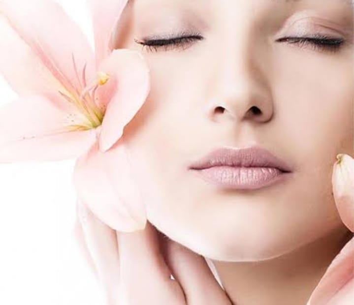 Aplicação Facial De ácido De Verão Para Clareamento Facial + Redução De Oleosidade Da Pele + Máscara De Argila