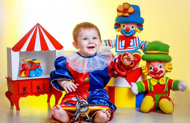 Sessão Exclusiva Para Ensaio Infantil! 4 Fotos 15x21 + 1 Foto 20x25