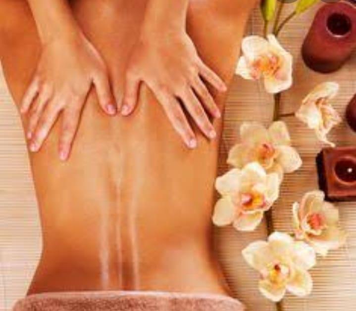 1 Sessão De Massagem Corpo Inteiro Relaxante Ou Modeladora
