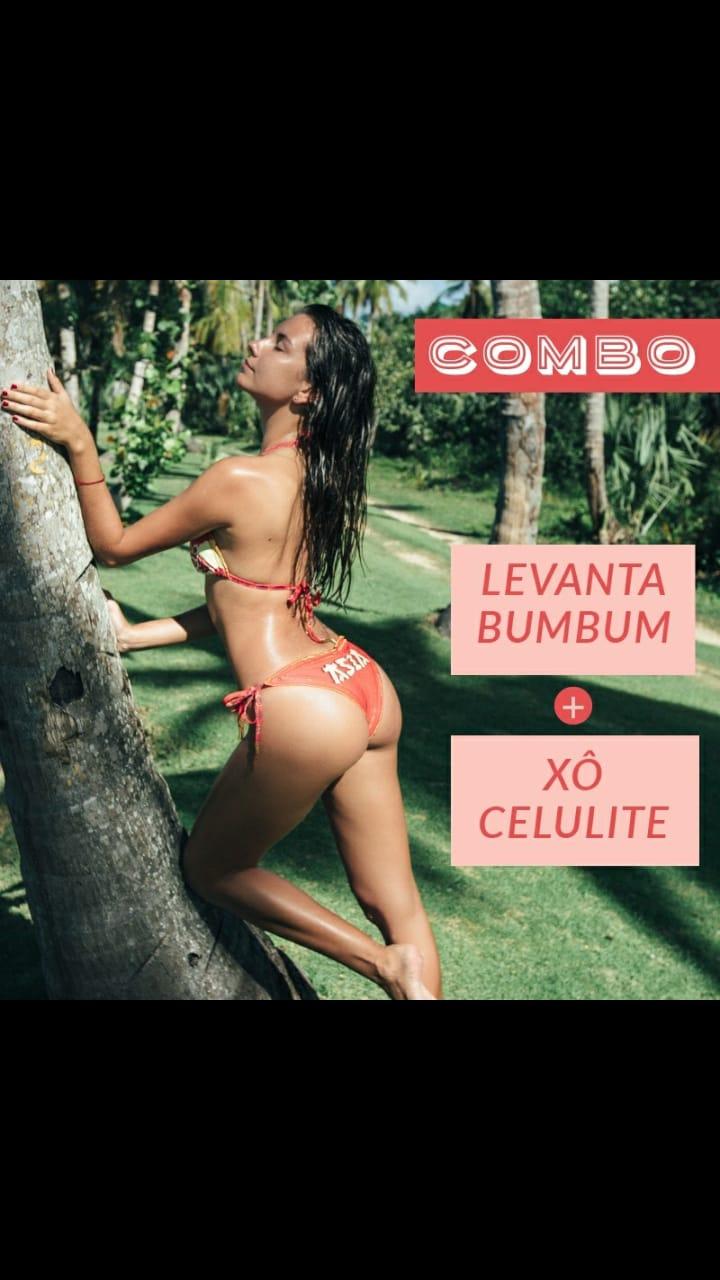 Combo Bumbum Na Nuca E Celulite Zero!!