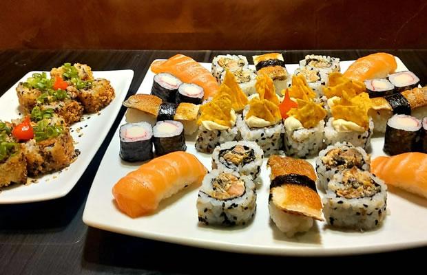 Porto Sushi - Combo Com 40 Peças